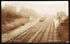 Fenny Stratford near Bletchley. Railway Station # A A 4