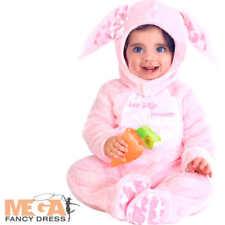 Little Coniglio Rosa Per Bambini Costume Coniglietto Pasquale Bambini Costume Da Bambino 3-36 M