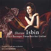 Sharon Isbin plays Baroque Favorites for Guitar (CD, Sep-2002, Warner Music)