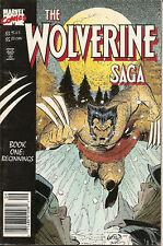 The Wolverine Saga - Book One: Beginnings