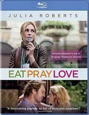 JULIA ROBERTS EAT PRAY LOVE BLUERAY DISC VIDEO