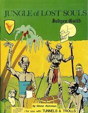 Tunnels & Trolls Jungle of Lost Souls & Rat on a Stick Judges Guild!