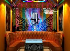 3D Bella musica 26 Parete Murale Carta da parati immagine sfondo muro stampa