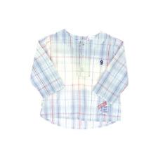 Obaïbi chemise  à carreaux garçon bébé taille  6 mois