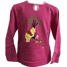 Felpa Disney Orsetto Winnie the Pooh e Piglet Fuxia PS 13664
