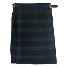 Tartanista Boys Value Black Watch Tartan/Plaid Scottish Highland Kilt 16 - 28
