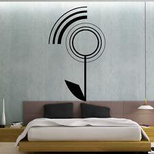 Stickers Mural Fleur Design