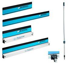 OX Speedskim Plastic Flex Plastering 450mm 600mm 900mm 1200mm Blade, Pole Choose