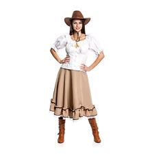 Western Rock Deluxe für Cowgirl Kostüm Damen Cowboy Wilder Westen Damenkostüm