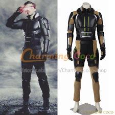 X-Men Apocalypse Cosplay Cyclops Quicksilver Nightcrawler Costume Halloween Men