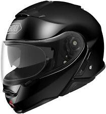 Shoei Neotec II Helmet Black Full Face Flip-Up Street All Sizes