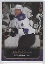 2007-08 O-Pee-Chee Premier Gold #3 Rob Blake Los Angeles Kings Hockey Card