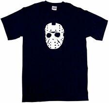 Jason Mask Logo Kids Tee Shirt Pick Size & Color 2T - XL