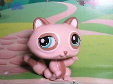 Littlest Pet Shop NEW cinnamon tan raccoon #1409