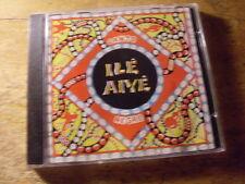 Ile AIYE-canto Negro [CD ALBUM] 1992 solidi Veloso