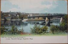 1905 Postcard: Bridge- Haverhill, Massachusetts Mass Ma