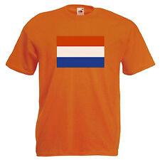 Holland Dutch Flag Children's Kids T Shirt