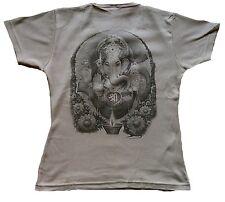 Lord GANESH GANESHA Hindu Elefanten Gott Designer Tattoo Goa Party ViP T-SHIRT S