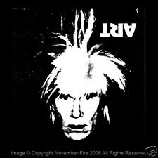 Andy Warhol Art Silk Screen Portrait Pop Celebrity Culture Factory Shirt NFT124