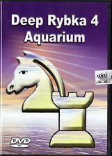 Deep Rybka 4 Aquarium (DVD). NEW CHESS SOFTWARE