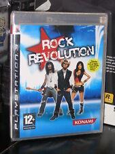 ROCK REVOLUTION GIOCO SONY PLAYSTATION 3 NUOVO ITALIANO