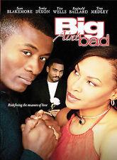 Big Aint Bad (DVD) SHIPS FAST NO CASE NO ART EXCELLENT CONDITION