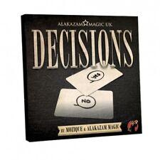 Decisions By Mozique