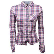 C4722 camicia donna TOMMY HILFIGER DENIM shirt woman