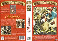 (VHS) Rotkäppchen - Blanche Kommerell, Helga Raumer, Horst Kube (DDR 1962)