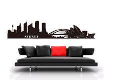 WandTattoo City Stadt Skyline wandfolie WST10 Sydney