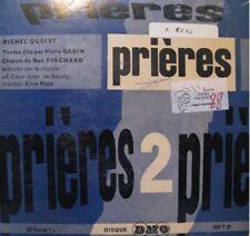 MICHEL QUOIST priére 2 GARIN/PINCHARD EP le billet TBE+