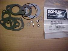 KOHLER CARB REBUILD Walbro Kt17, KT19, MV16, MV18, MV20