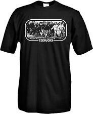 T-Shirt girocollo manica corta Ultras U53 Casuals hooligans football fans