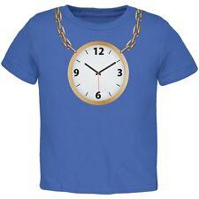 Clock Necklace Royal Toddler T-Shirt