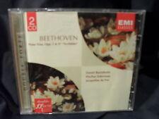 Beethoven - Piano Trios Opp. 1 & 97 -D. Barenboim/P. Zukerman/J. Du Pre -2CDs