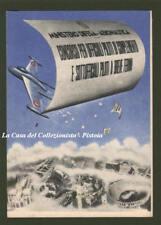 Aeronautica. Concorso per allievi ufficiali piloti. Viaggiata nel 1954.