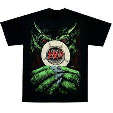 Slayer Root Of All Evil Shirt S-XXL Thrash Metal Official T-Shirt Tshirt New