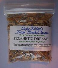 PROPHETIC DREAMS Hand Blended Grain INCENSE Wiccan