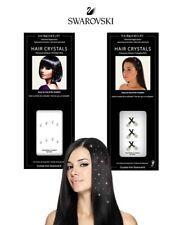 Decorazioni per capelli con cristalli Swarovski - 2 modelli