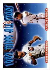 1993 Topps Baseball Base Singles #402-501 (Pick Your Cards)