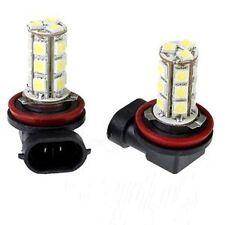 2 AMPOULE H11 A 54 LED SMD ECLAIRAGE BLANC XENON ANTIBROUILLARD FEUX DE JOUR DRL