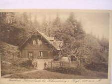 12070 AK Forsthaus Tannenbaude bei Schmiedeberg Rsgb.