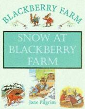 Snow at Blackberry Farm by Pilgrim, Jane Hardback Book The Cheap Fast Free Post