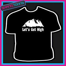 Permite conseguir High Festival Club Funny lema Camiseta