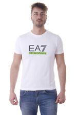 T-shirt Maglietta Emporio Armani EA7Sweatshirt % Uomo Bianco 3YPTM1PJ20Z-1100
