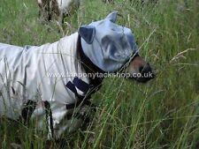 "Bucas ""Buzz Off"" Fly Mask + ears - Mini Shetland & Shetland / Small Pony & Pony"