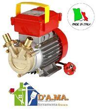 POMPA DA TRAVASO ALIMENTI VINO OLIO ACQUA GASOLIO ROVER POMPE 20-0.5 / 25-0.8 HP