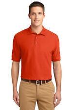 TLK500 Port Authority Tall Silk Touch Polo Adult Golf Shirt NEW