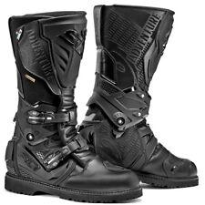 Sidi Adventure 2 Waterproof Gore Tex Motorcycle Touring Boots Black