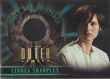 "Outer Limits Sex, Cyborg..: CC5 Linnea Sharples ""Kamala Shastri"" Costume Card"